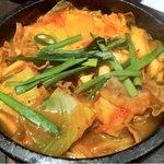 KOREAN CUISINE RESTAURANT 五湯道   - 激辛チゲラーメン