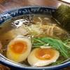 麺工房 隠國 - 料理写真:デフォの隠国醤油+燻玉