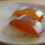 御菓子 つちや - 料理写真:柿羊羹