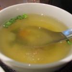 79013447 - セットのスープ