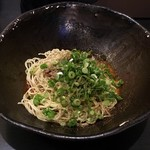 汁なし担担麺専門 キング軒 - 汁なし担担麺 2辛