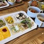 ラグー & ウィスキーハウス - 朝食ブッフェ