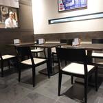 松下 - ☆テーブル席(*^_^*)☆