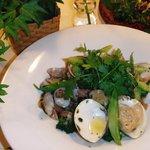 Concombre - 料理写真:シェフのこだわりので作られるお料理の数々