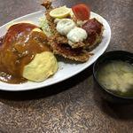 トミーパート2 - Eセット1300円(税込) ※味噌汁付き