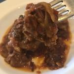 プリマベーラ - 黒毛和牛牛スジ煮込み