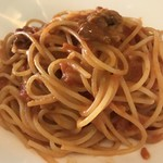 プリマベーラ - うにのスパゲッティ