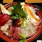 八重洲 かなえ - 海鮮丼