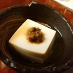 ちゃんこ増位山 - 湯豆腐