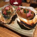 黒川 かきのすけ - 牡蠣のステーキ