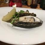 黒川 かきのすけ - 牡蠣酒蒸し
