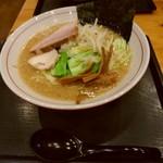 とんちき麺 - 【2018.1.6(土)】安養寺みそらーめん(並盛・160g)800円