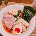 Homemade Ramen 麦苗 - 特製醤油ラーメン