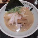 さざんラーメン - 豚骨ラーメン 700円