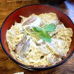 桔梗家 - 料理写真:柳川丼(骨抜き):1,100円