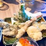 Hokkaido Gourmet Dining 北海道 - 寿司天ぷら御膳