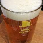 79028553 - 「その苦味、爽快につき。ラガー」(molto!!×大山Gビール/大阪府×鳥取県)34樽目