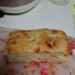 川越ベーカリー 楽楽 - 料理写真:持ち帰り。さつま芋のフォカッチャ。