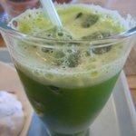 7903110 - 生野菜ジュース(ホウレンソウ)