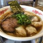 79031519 - 【てもみんワンタン麺…1,150円】◎2017/12