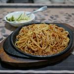 パーラーレストラン モモヤ - ナポリタン