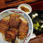 79032091 - 並丼(四切れ入り丼)(2,610円・込)