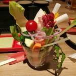 駿府の台処 静岡ごぜん - 野菜詰め放題(1回限り)