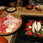 駿府の台処 静岡ごぜん - アメーラすき鍋