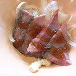 はま寿司 - ローストビーフ刺身