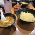 79036975 - みそバターつけ麺