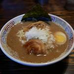 長浜ラーメン - 料理写真:とんこつ醤油ラーメン