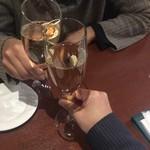 ワイン酒場 いちぞう - ドリンク写真:ぱんかーい