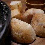 79039136 - お通しのパン