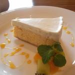 ビーポイント - メイプルチーズケーキ