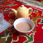 オータニ モンゴルの里 - 料理写真:スーティー茶