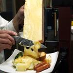 79041051 - ラクレットチーズ