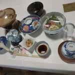 海喜荘 - 料理写真:セット