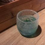 小さな島酒場 デコパ - 泡盛ロック