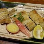 俺の割烹 - 鰻の白焼き