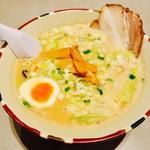 麺厨房あじさい 紅店 - 白味噌拉麺