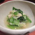 銀平 - 菜っ葉煮