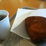 石窯パン工房 カンパーニュ - 珈琲1杯サービス