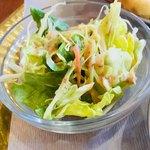 MAYA - セットのサラダ