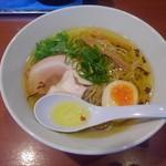 麺's 菜ヶ蔵 - 新得地鶏塩