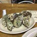 時葵 - 料理写真:焼き牡蠣