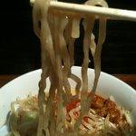 極太野菜味噌 ○助 - 【旧】 かなり太麺