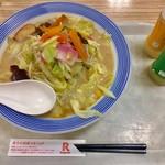 リンガーハット イトーヨーカドー武蔵境店 - 野菜たっぷりちゃんぽん