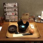 佰食屋 すき焼き専科 - 店内 (カウンター席)