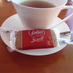 カフェ リトル・ウィング - ロータス cookie