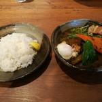 スープ カレー レストラン ゴーヤ -